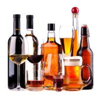 Boissons alcoolisées -NON COMMANDABLES - VENTE SUR PLACE